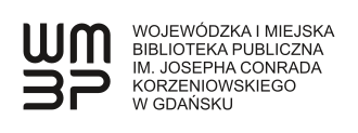 WOJEWÓDZKA I MIEJSKA BIBLIOTEKA PUBLICZNA w Gdańsku